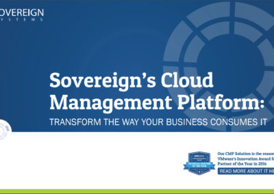 Sovereign Systems eBook